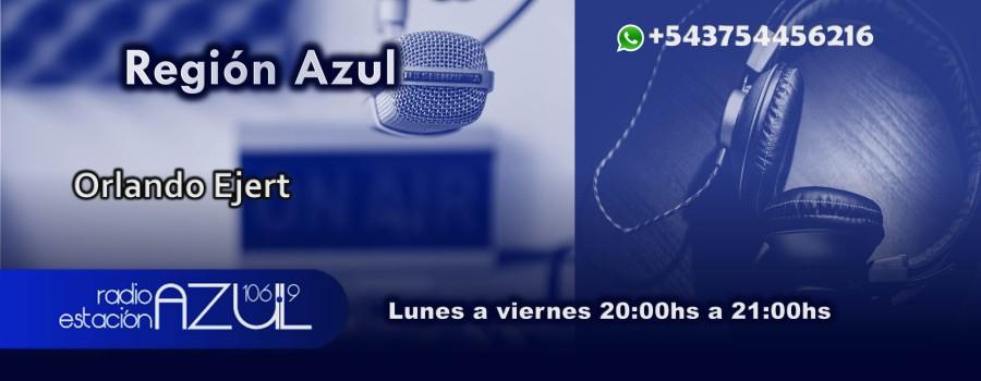 4 Region Azul 2021